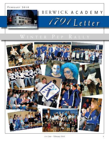 1791 Letter - Berwick Academy