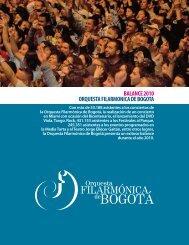 descargue - Orquesta Filarmónica de Bogotá