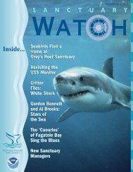sanctuary watch vol 4 no 3 - National Marine Sanctuaries - NOAA