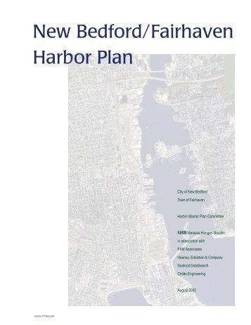 New Bedford/Fairhaven Harbor Plan - NOAA's Ocean Service Office ...