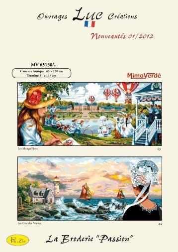 Fil 100% acrylique - Catalogue Général 2012