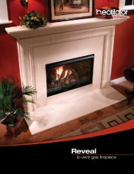 Reveal - Hearth & Home Technologies