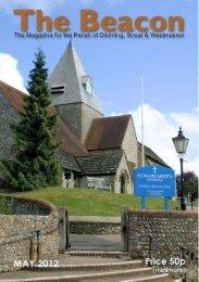 The Beacon May 2012 - Beacon Parish of Ditchling, Streat ...