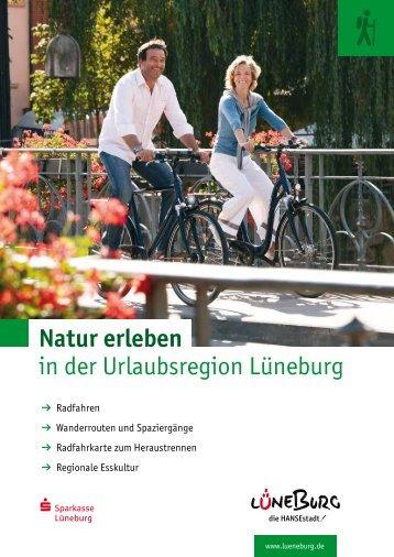 Natur erleben in der Urlaubsregion Lüneburg