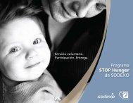 STOP Hunger de SODEXO