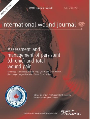Assessment and management of persistent (chronic) - Coloplast