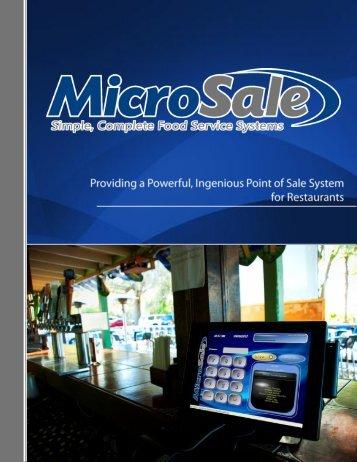 Download a Brochure - MicroSale