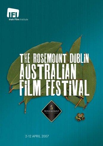 2-12 APRIL 2007 - Irish Film Institute