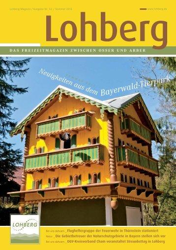 Neuigkeiten aus dem - Gemeinde Lohberg