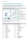 Broschüre Kalzip® FC Fassadendetails - Bau Docu Österreich - Seite 2