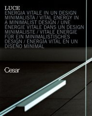 energia vitale in un design minimalista / vital ... - Modiani Kitchens