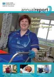 Annual Report 2010-11 - Southern Health and Social Care Trust