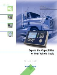 Expand the Capabilities of Your Vehicle Scale