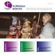 menschlich - St. Nikolaus Münster