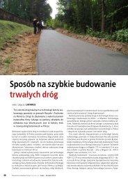 Nowoczesne Budownictwo Inżynieryjne Lipiec – Sierpień ... - Lafarge