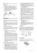 Se brugervejledning - Witt - Page 6