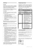Se brugervejledning - Witt - Page 7