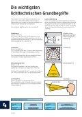 Die wichtigsten lichttechnischen Grundbegriffe - Seite 7