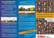 Waltraud Thiering - CDU Kreisverband Lingen