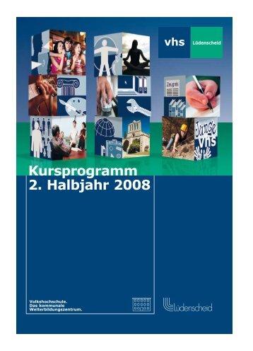 Sprachen lernen 5 - Stadt Lüdenscheid