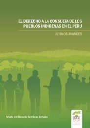 el derecho a la consulta de los pueblos indígenas en el perú