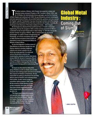 Global Metal Industry