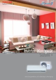 Inverter-Wandgerät Suzumi + - BKL Air Conditioner GmbH