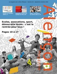 Télécharger le n°82 - Septembre Octobre 2010 - Alençon