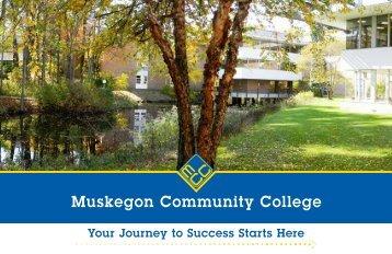 MCC Viewbook - Muskegon Community College