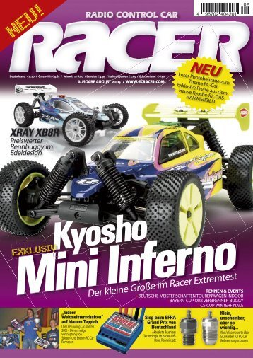 Mini Inferno - Kyosho