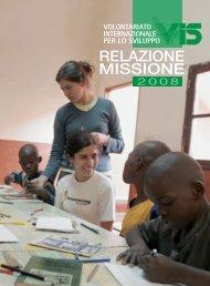 2008 - VIS - Volontariato Internazionale per lo Sviluppo
