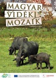 I. évfolyam, 5. szám - Magyar Nemzeti Vidéki Hálózat