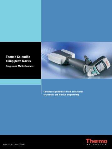 Thermo Scientific Finnpipette Novus