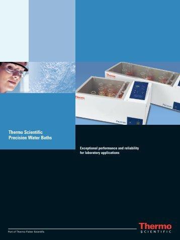 Thermo Scientific Precision Water Baths - Daigger