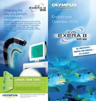 Endoscope Overview 2008
