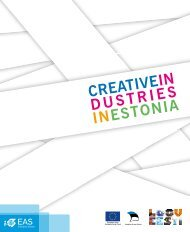 CREATIVE IN DUSTRIES INESTONIA - Loov Eesti