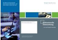 Professionelle Datenrettung - der erste Handgriff entscheidet