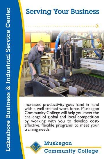 LBISC Print Ready Brochure - Muskegon Community College