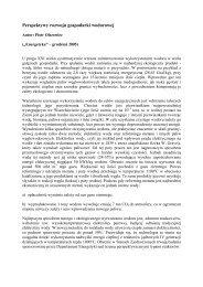Perspektywy rozwoju gospodarki wodorowej - CIRE.pl