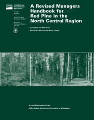View or print this publication - North Central Research Station ...