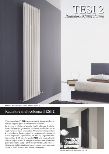 Stunning Radiatori Irsap Tesi Gallery - Acomo.us - acomo.us
