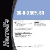Label - Harrell's