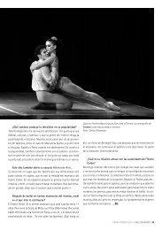 ¿Qué cambios produjo la televisión en su ... - Balletin Dance