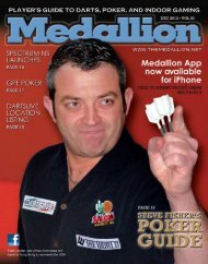 Click Here for PDF - The Medallion Online