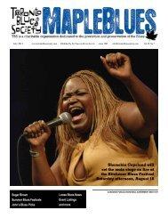 July 2013 - Toronto Blues Society