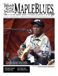 July 2010 - Toronto Blues Society