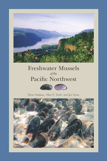 Freshwater Mussels Pacific Northwest - State Water Resources ...
