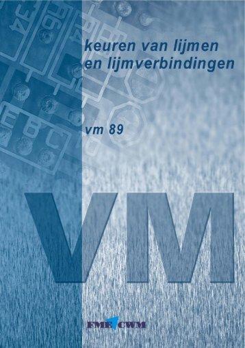 VM89 Keuren van lijmen en lijmverbindingen.pdf - Induteq