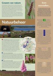 Grazers van nature - Stichting Samenwerkingsverband Nationale ...