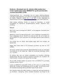 kollision den 24. oktober 2004 uddrag på dansk - Søfartsstyrelsen - Page 2